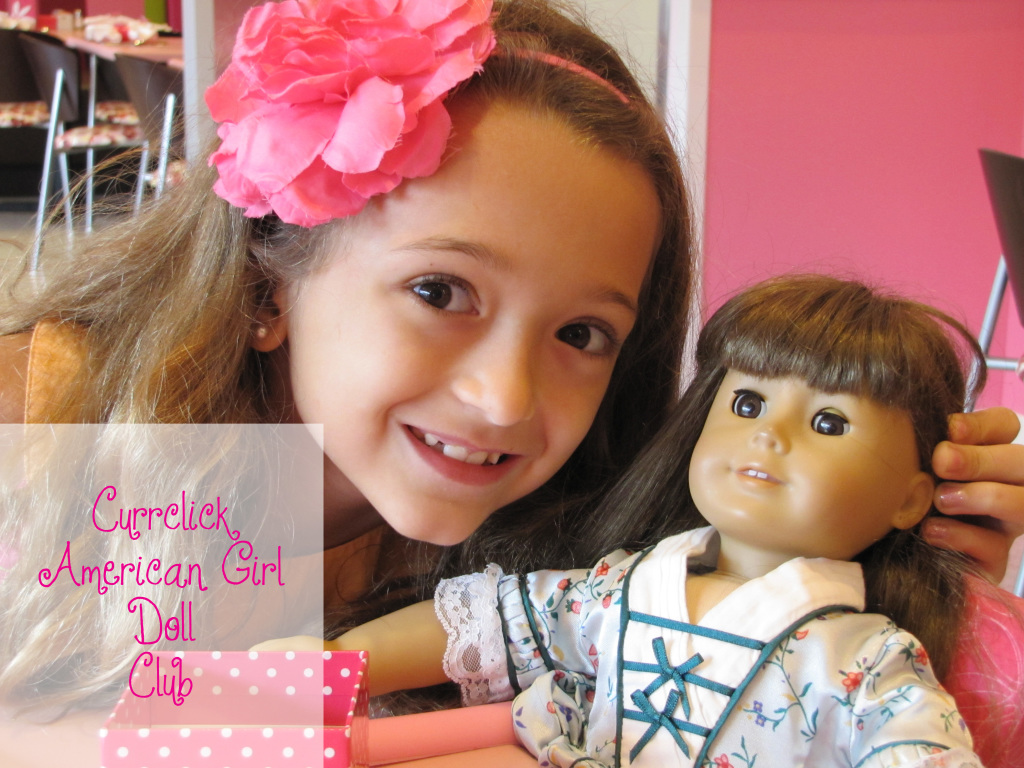 American Girl Doll Club