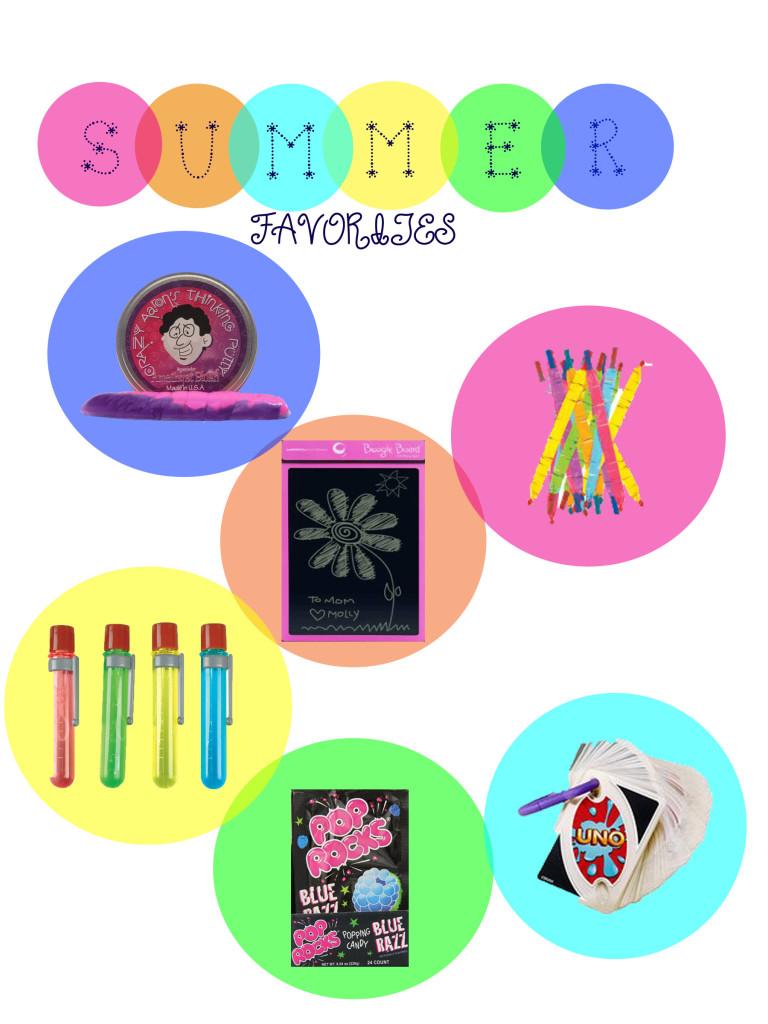 summer favs