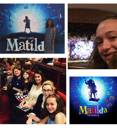 matilda collage